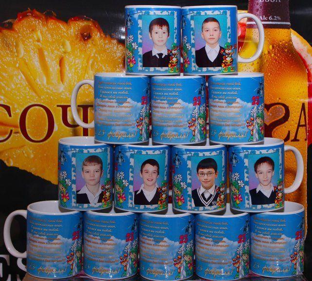 Кружки мальчикам на день защитника Отечества