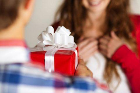 Дарим подарок, сделанный самостоятельно!