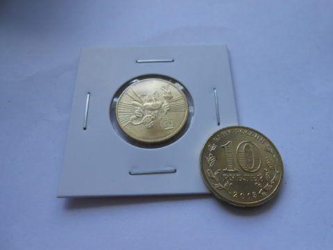 Держатели монет