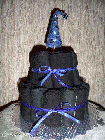 Двухъярусный тортик