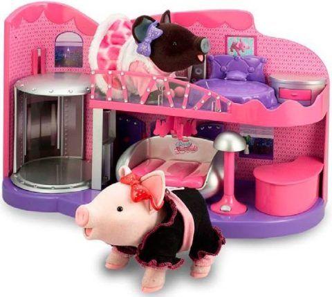 Игровая свинка