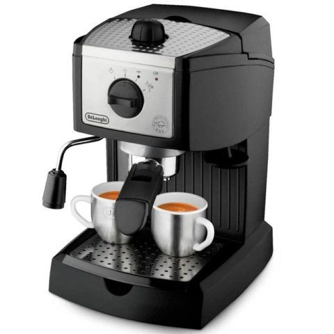Кофеварка не будет лишней в хозяйстве