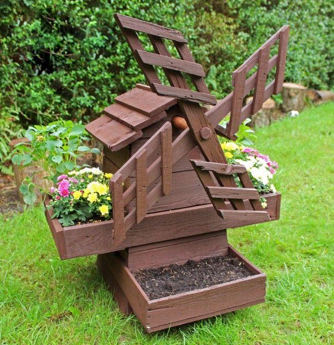 Изделия для дачи сада своими руками
