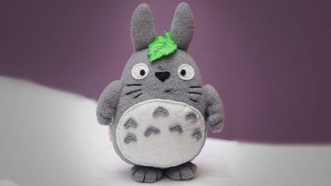Мягкая игрушка - подарок на 8 марта руками ребенка