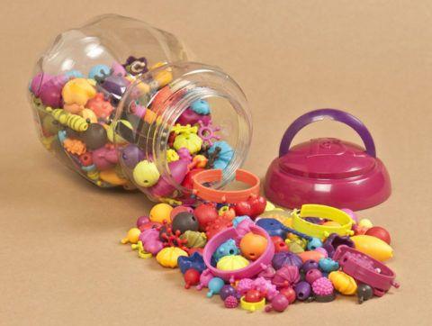 Набор для самодельных детских украшений