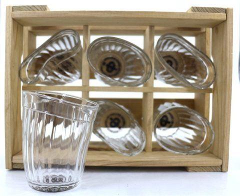 Набор оригинальных стаканов