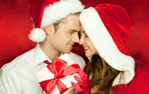 Новогодний подарок мужу