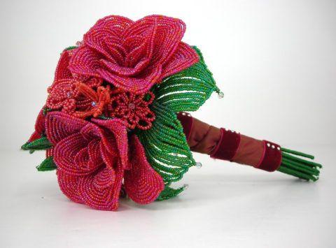 Плетение подарка к 8 марта