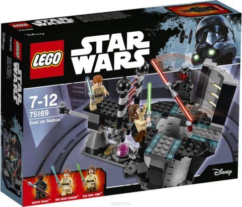 Подарочный «Лего»