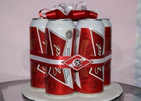 Подарок на 23 из пива для фаната