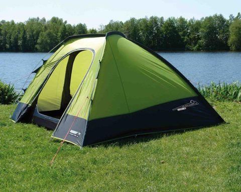 Походная палатка для настоящего туриста.
