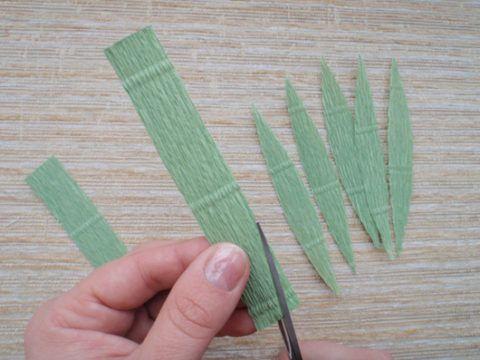 Полоски зеленого цвета