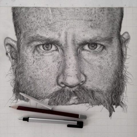Портрет карандашом в качестве подарка
