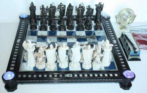Шахматы для настоящей волшебницы