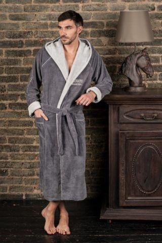 Тёплый халат