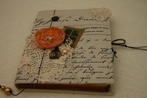 В таком блокноте только желания и записывать.