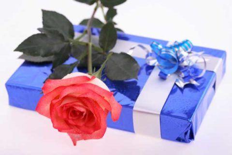 Вариант подарка в упаковке