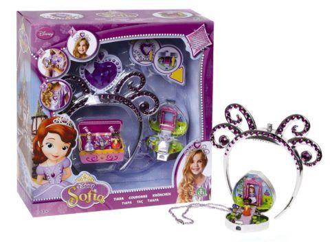 Вот такая красота для принцессы.