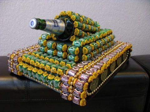 Вы только посмотрите на такой танк!