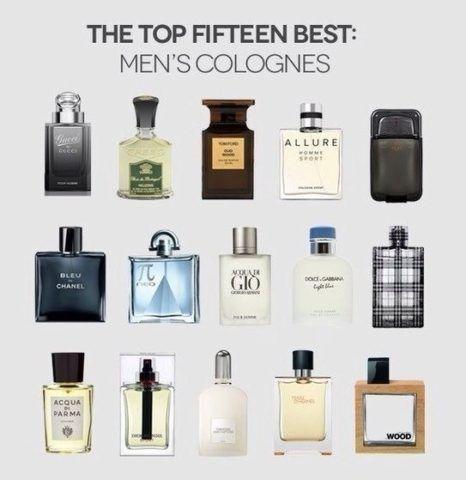 15 самых популярных мужских ароматов