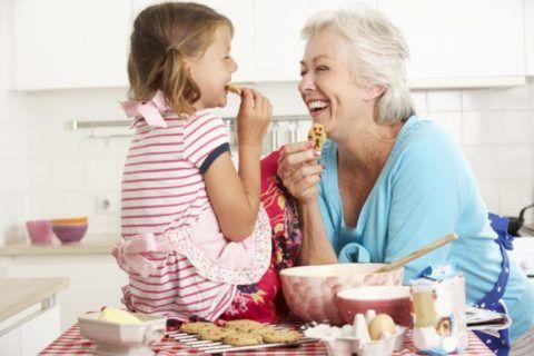 Бабушка – это один из самых близких людей в нашей жизни