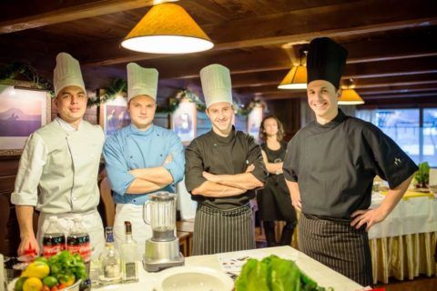 Билеты на мастер-класс по кулинарии