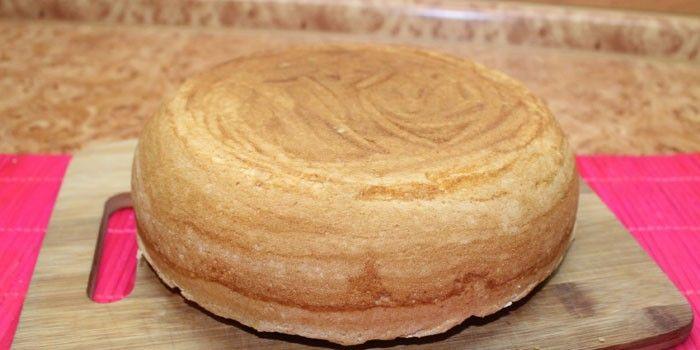 Рецепт бисквита самый простой