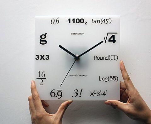 Часы для логики