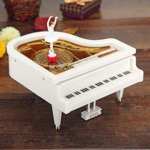 Чудесная музыкальная шкатулка