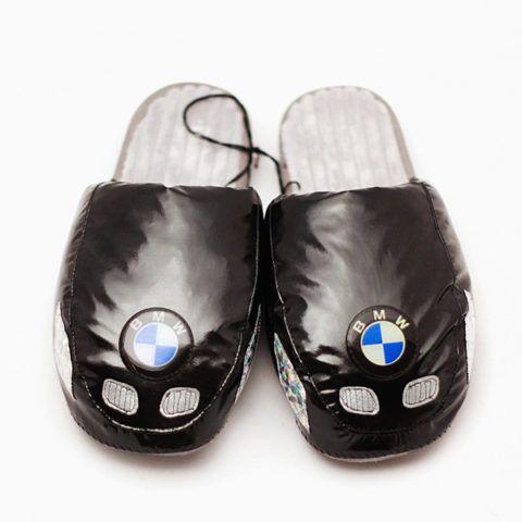 Домашние тапочки «BMW»