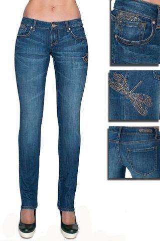 Элегантные джинсы