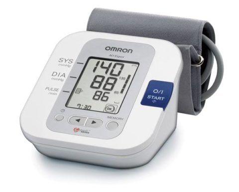 Электронный аппарат для измерения давления.