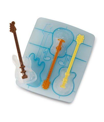 Форма для льда в виде гитары