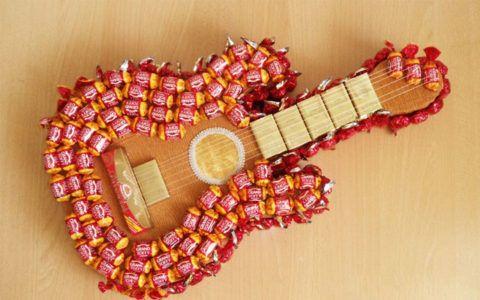 Гитара сладкая