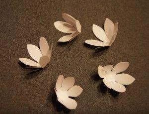 Готовые цветочки