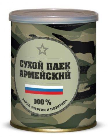 Кофе «Сухой армейский паек»