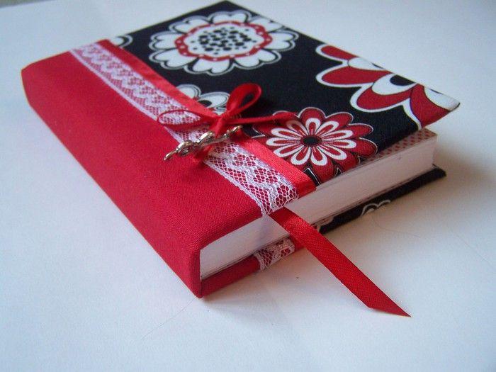 Подарок своими руками блокнот