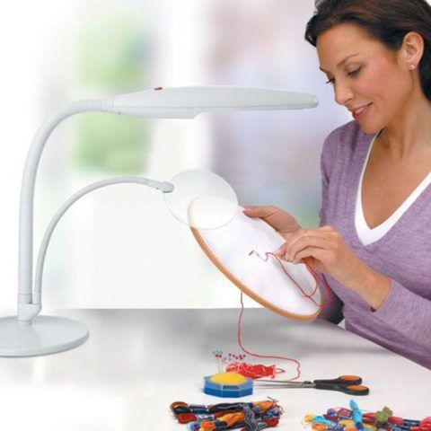 Лампа для рукоделия