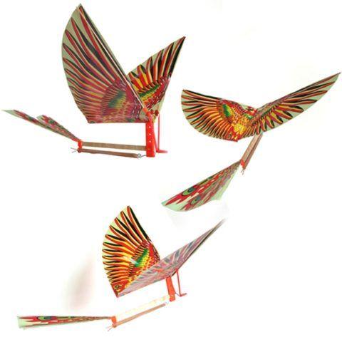 Летающая птица Махолет