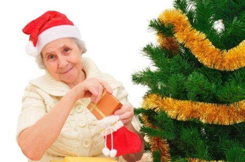 Любимая бабуля