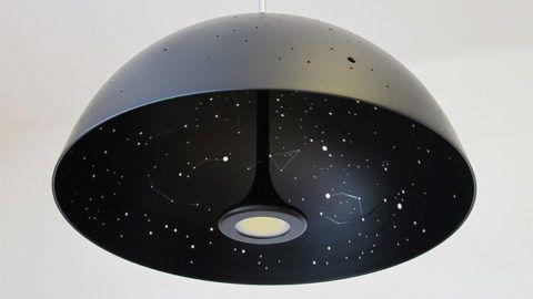 Импровизированный планетарий