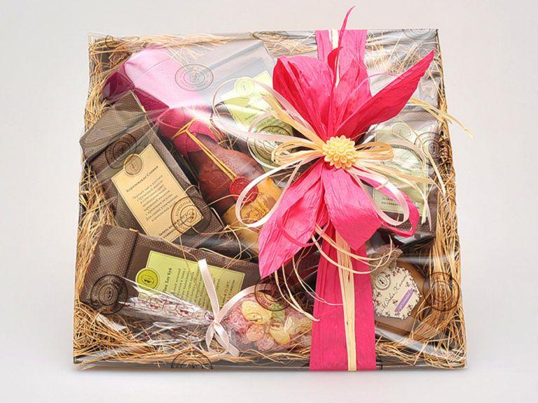 Упаковка чая в подарок для мужчины