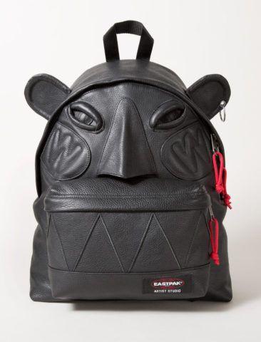 Оригинальный кожаный рюкзак, подарок ко дню рождения.