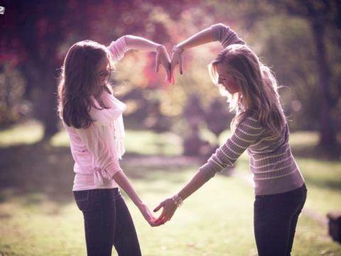 Подарок для лучшей подруги должен быть самым лучшим