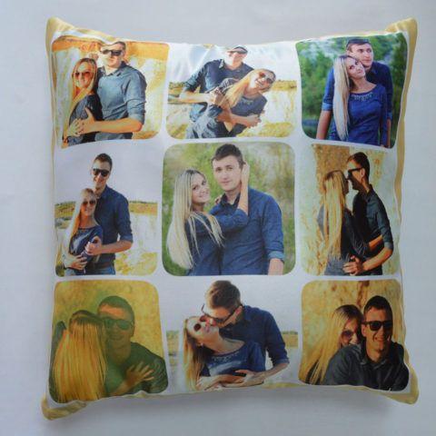 Подушка с фото.