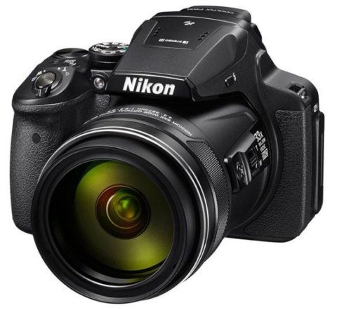 Профессиональный фотоаппарат