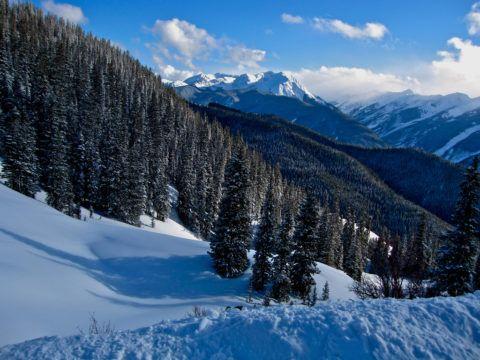Путёвка на горнолыжный курорт