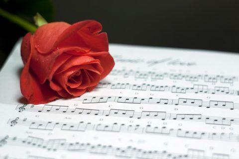 Романтическая музыка создаст особое настроение