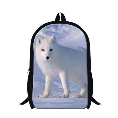 Рюкзак с принтом.