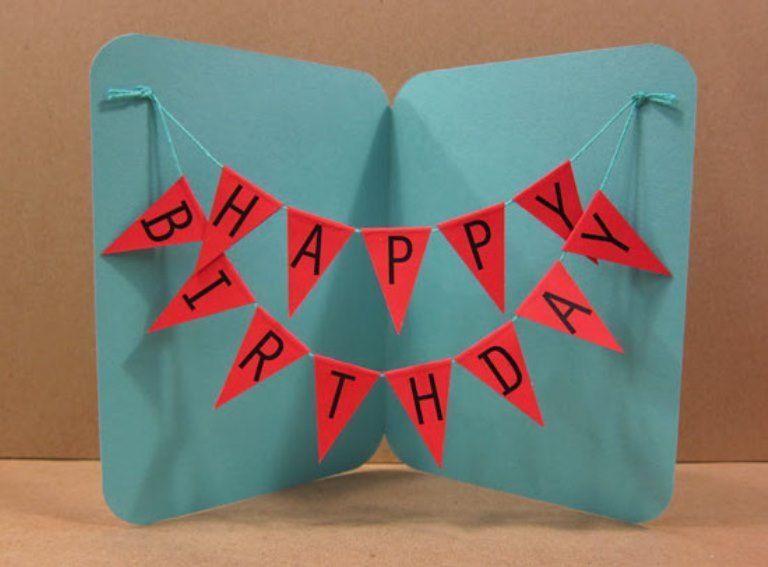 Как сделать из бумаги подарок на день рождения брату
